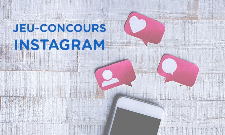 Comment organiser facilement un jeu-concours sur Instagram ?