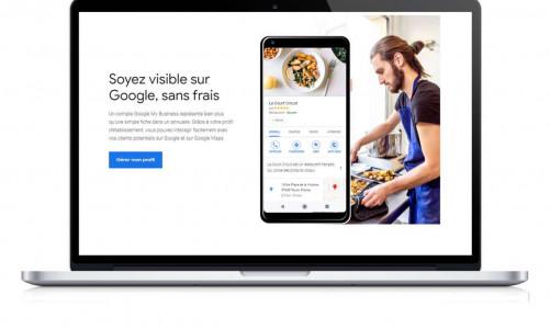 Pourquoi et comment créer une fiche Google My Business ?